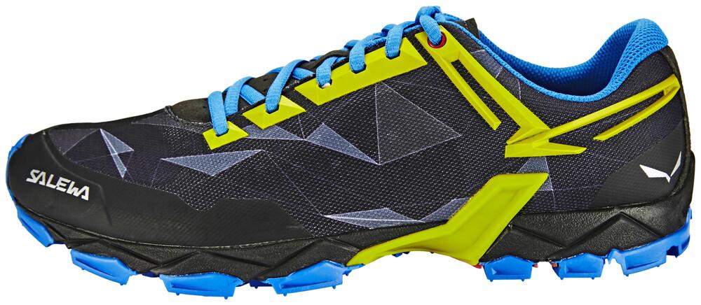 Salewa Ms Lite Train chaussures multi-fonctions noir bleu jaune 46,0 EU